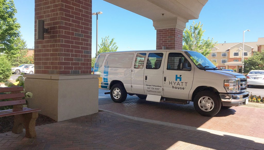Rules for ADA Accessible Hotel Shuttles