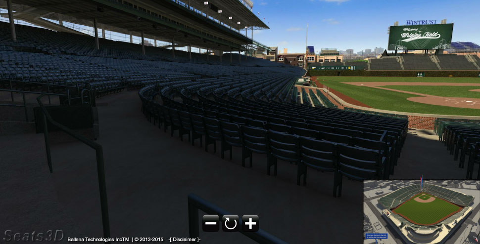 Accessible Gameday Chicago Cubs Baseball At Wrigley Field
