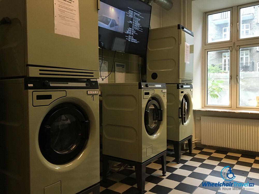 Urban House Wheelchair Accessible Hostel In Copenhagen