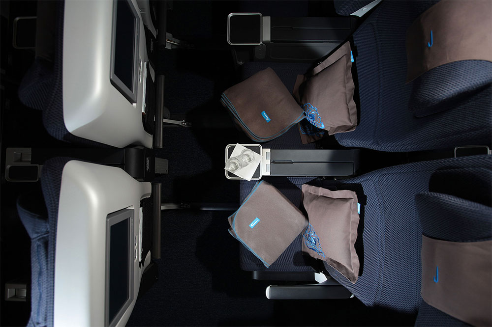 World Traveller Plus Premium Economy