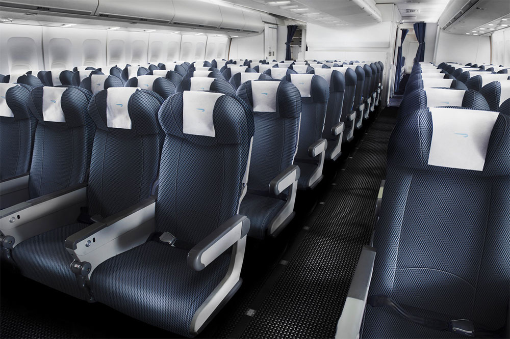 World Traveller Economy Class