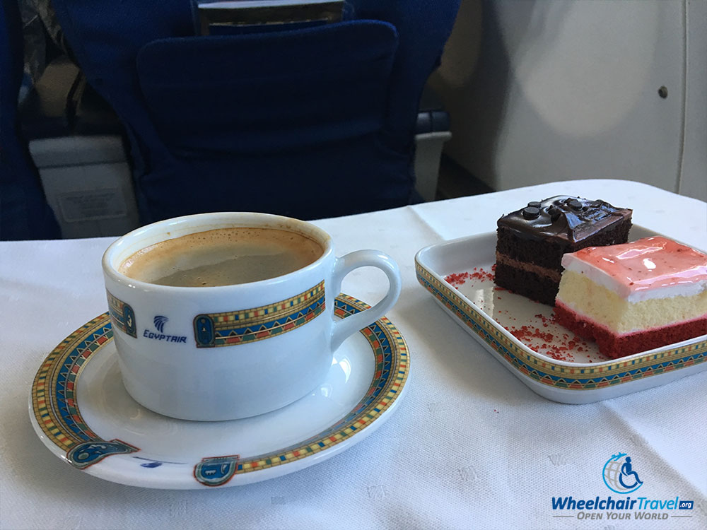 Third Course - Coffee & Dessert