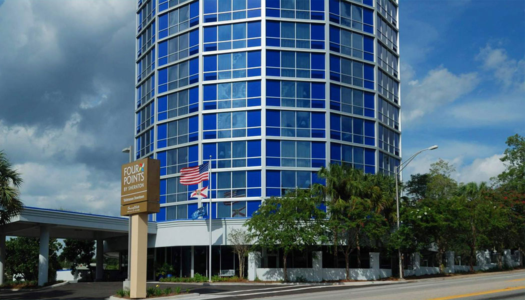 Four Points by Sheraton Tallahassee Downtown building exterior