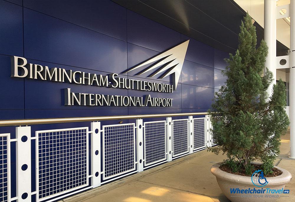 Birmingham, Alabama Airport