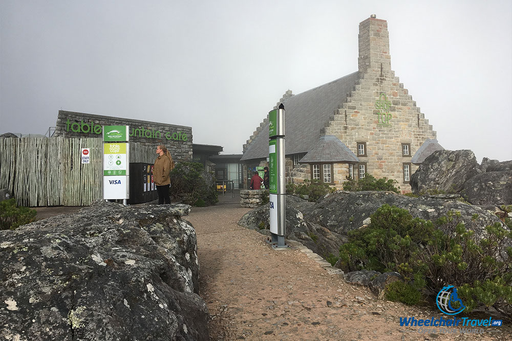 Table Mountain Cafe, a place to eat, drink and warm up from the cold weather outside!