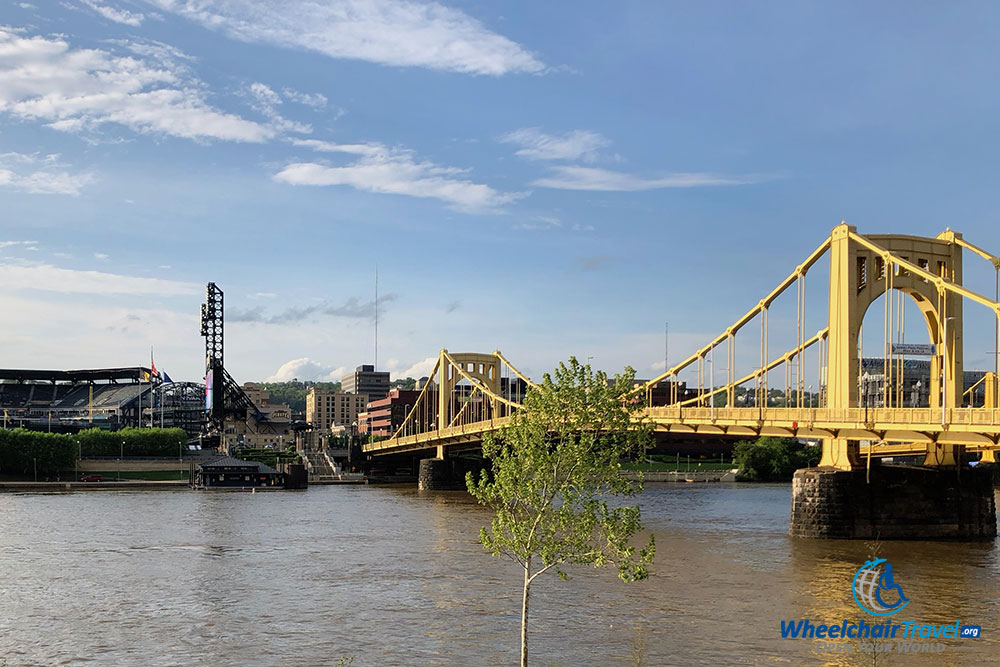 Accessible Gameday: Pittsburgh Pirates Baseball - WheelchairTravel org