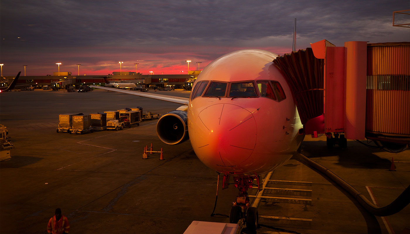 Airlines often use their contractors as scapegoats.