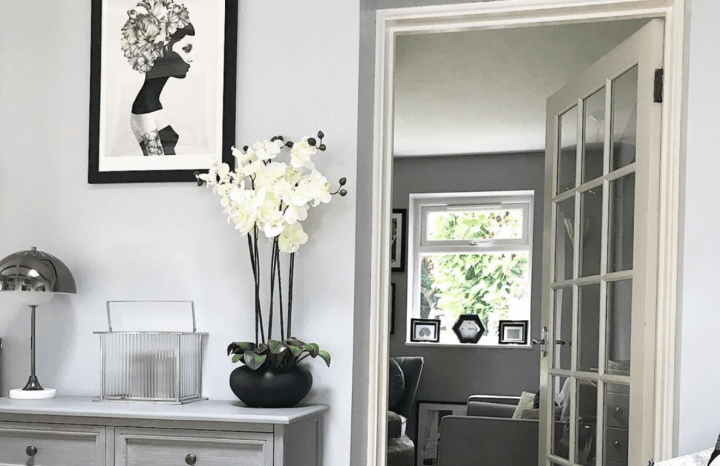 Home Tour – Deb from PearlGrey7
