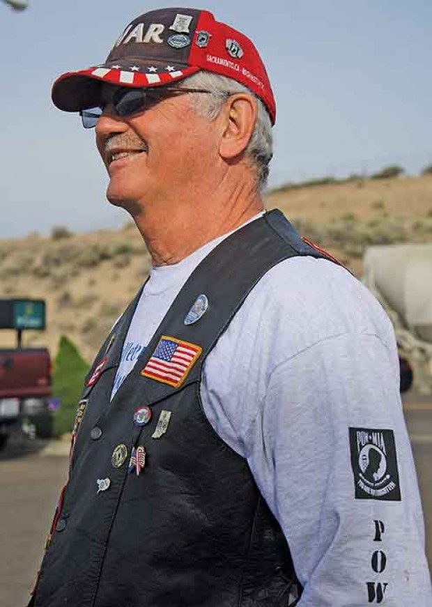 Freedom Ride: Group travels across U.S. to honor veterans