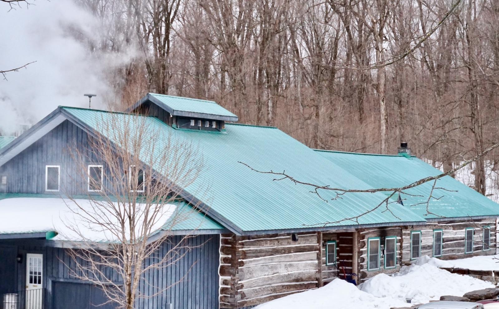 Wheelers Pancake House, Sugar Camp & Museums | Wheelers Maple