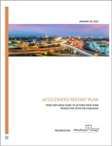 Accelerated Restart Plan