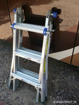 The awesome Werner ladder