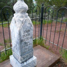 Whisky and Gunfights – the story of Doc Holiday