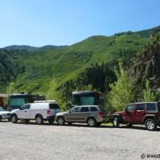 RV Park Rating – Glenwood Canyon RV Resort (No Name, CO)