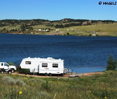 SP Campground Rating – Curt Gowdy, WY