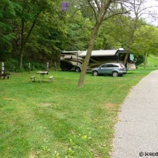SP Campsite Review – Stone State Park (Sioux City, IA)