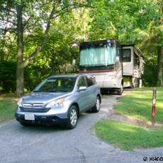 RV Park Rating – South Sandusky (Rend Lake, IL)