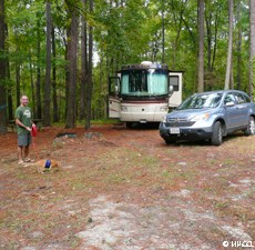 NF Campground Rating – Brick House, Sumter National Forest (Whitmire, SC)