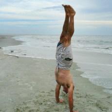 RV Fitness – Yoga & Saluting the Sun