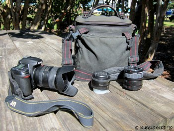 I ran my photography biz with this gear for years