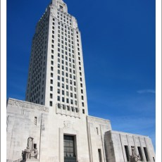 The Louisiana Purchase – Going Back in Time in Baton Rouge, LA