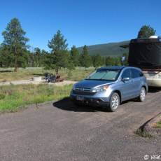 NFS Campground Review – Canyon Rim, Flaming Gorge, UT
