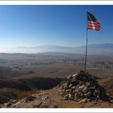 The Hidden Trail To Flag Mountain – Desert Hot Springs, CA