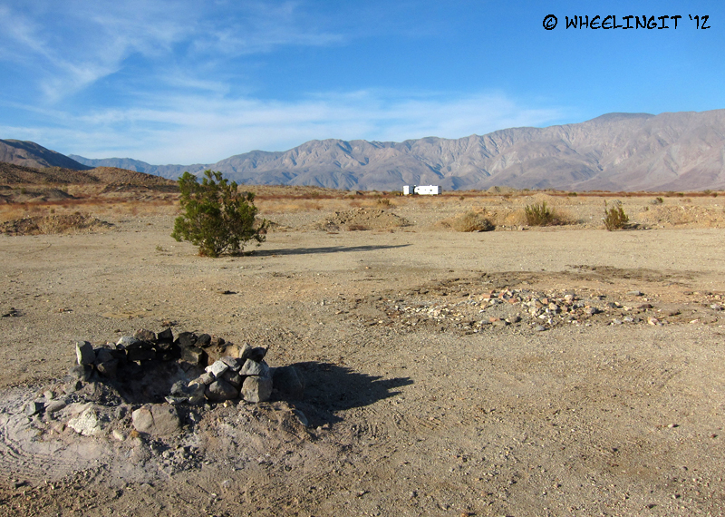 borrego springs dating site The quality of water in the borrego valley is a concern because of the basin's reliance on groundwater for  age-dating isotopes  wells springs site cluster, .