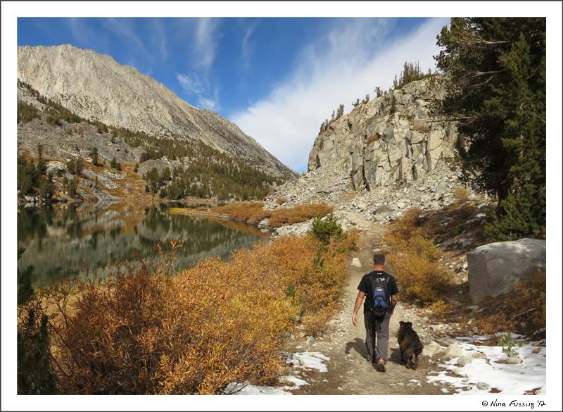 Land Of A Thousand Alpine Lakes – John Muir Wilderness, CA