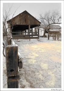 More old ranch views