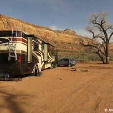Boondocking Site Review – Comb Wash BLM, Trail Of The Ancients, Blanding, UT