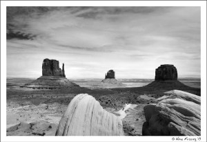 My attempt at the classic Ansel Adams shot...