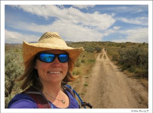 On the trails in the Boise foothills
