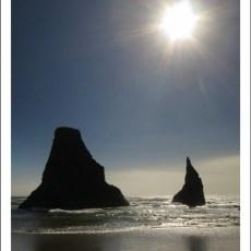 """Earthing"", Windy Beach Love & Moments of ""Ahhhhhh"""