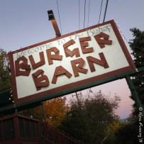 Funky & super-delicious Burger Barn