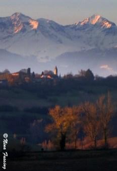 The majestic Pyrénées