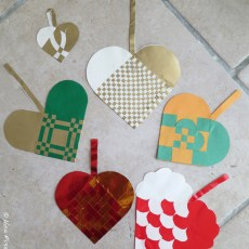 Easy RV Mod -> Make Danish Christmas Hearts!