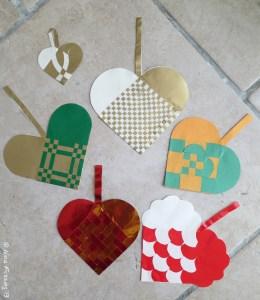 Lots of interesting Danish Christmas Hearts!