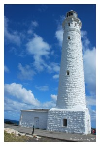 Gorgeous Cape Leeuwin Lighthouse in Augusta