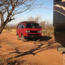A Mission, A Mole & A Man In A Van – Green Valley, AZ