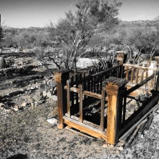Socializing With The Dead, The Living & The Old West – Congress, AZ