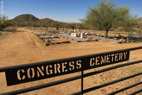 The New Congress Cemetery