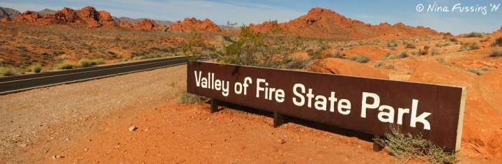 Welcome to the Valley Of Fire!!