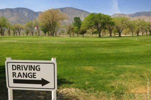 The unexpected surprise of Walker Lake Golf Course