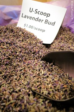 U-scoop lavender bundle at The Lavender Connection