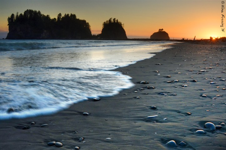 Last goodbye to beautiful La Push