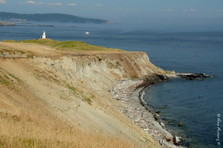 Lovely Cattle Point Lighthouse