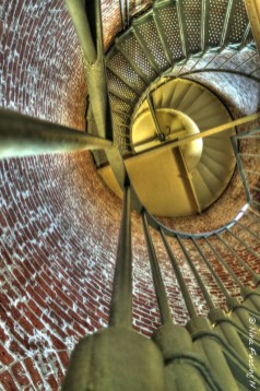Lighthouse stairs