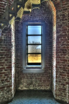 Lighthouse window