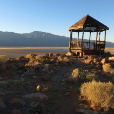 Dry As A Bone – Washoe Lake, NV